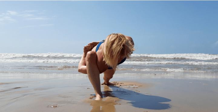 Balancing exercises to overcome cortisol dysregulations. See Endo-Gym.com